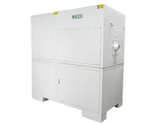 高负压中央集尘器