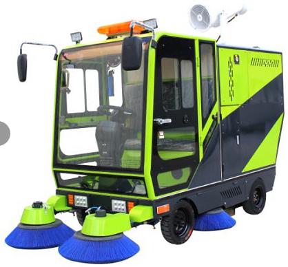 四轮多功能清扫车LCD2300-4D