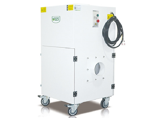 机械震尘工业集尘器